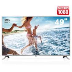 "TV LED 49"" Full HD LG 49LF5500 com Time Machine Ready, Painel IPS, Game TV,  por R$ 1040"