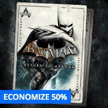 Batman: Return to Arkham - PS4 - $40