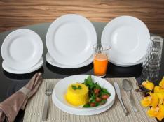 Aparelho de Jantar 16 Peças Duralex Vidro - R$79,90