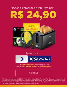 Todos os produtos da Lista por R$ 25