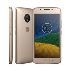 Smartphone Motorola Moto G5 XT1672 Ouro por R$ 725