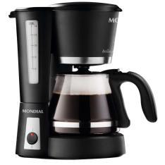 Cafeteira Elétrica Mondial Bella Aroma II C 09 - Preta por R$29,30
