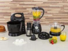 Kit Gourmet Mondial com Liquidificador + Batedeira - Espremedor - R$199,90
