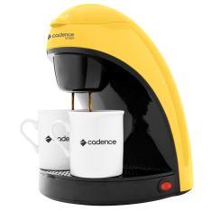 Cafeteira Elétrica 2 Xícaras Cadence Single Colors por R$49,90