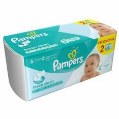 Lencinhos Umedecidos Pampers Fresh Clean 96 Unidades - R$10