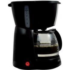 Cafeteira Elétrica 15 Xícaras Preta e Inox CP15 - Britânia 110V R$ 54,06