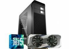 PC Gamer i5 7400 GTX 1060 6GB