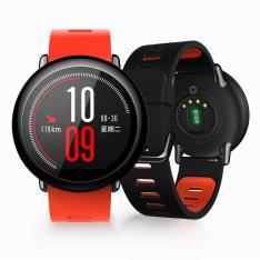 Smartwatch AMAZFIT Xiaomi Huami IP67 GPS Heart Rate Monitor - English Version - R$279