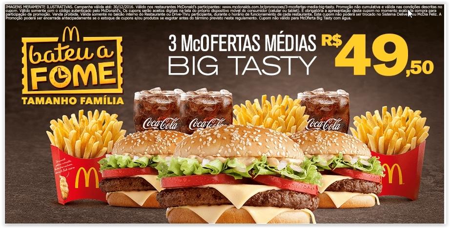 Big tasty mcdonalds coupons 2019