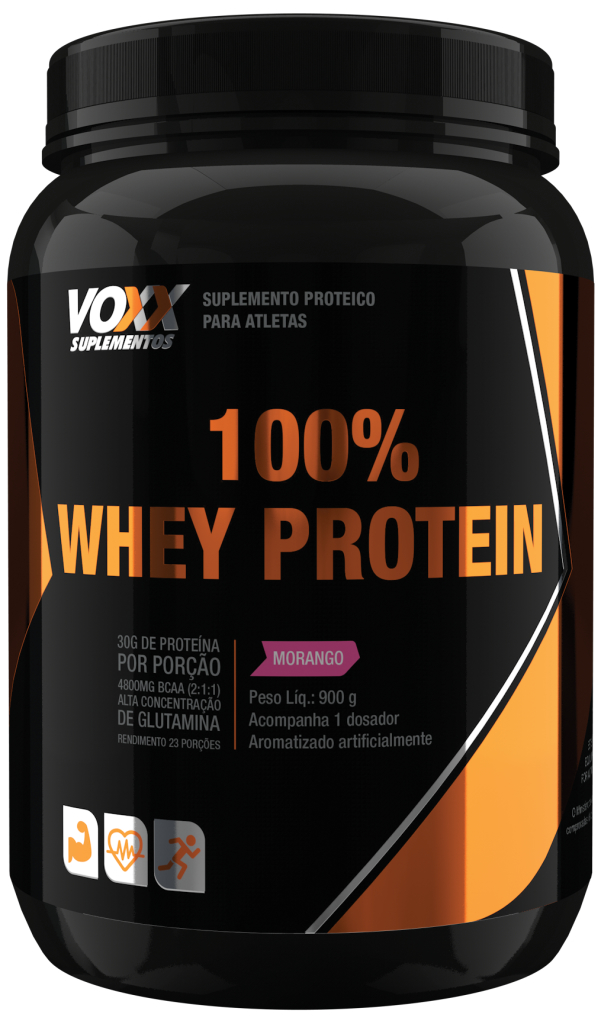 98468f970 Whey Protein 900g - VOXX - R  49