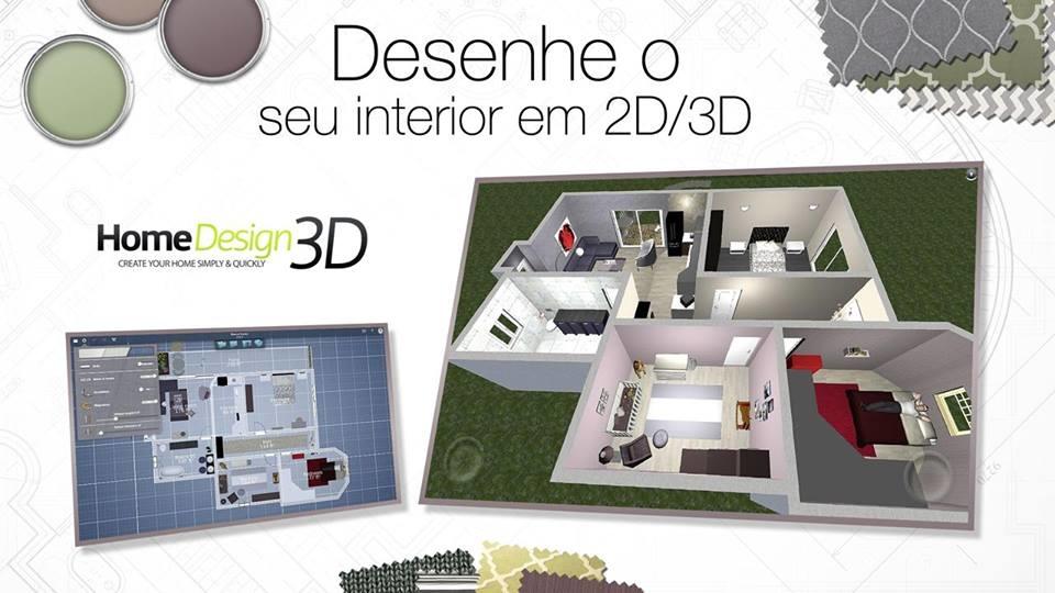 Home Design 3D Grátis (ativação Steam) | Pelando