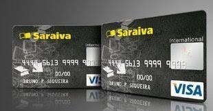 5e3843aa2 Cartão Saraiva Visa Internacional - Anuidade Grátis | Pelando