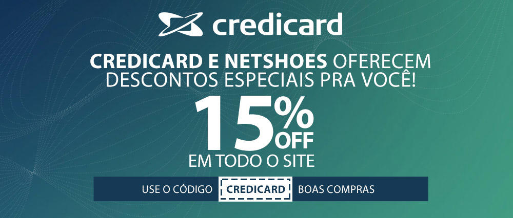 ad1d2f47e6 15% OFF na Netshoes