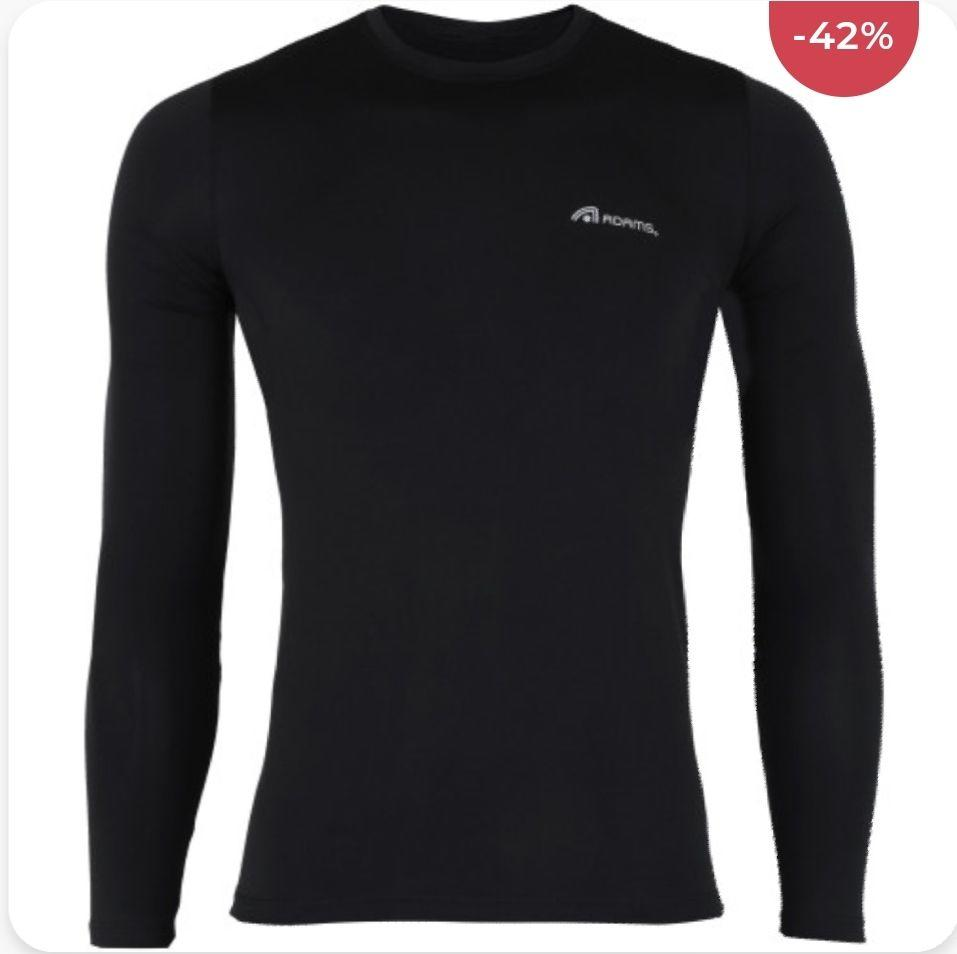 Camisa Térmica Manga Longa Adams - Masculina  b0c4d7637c5b9