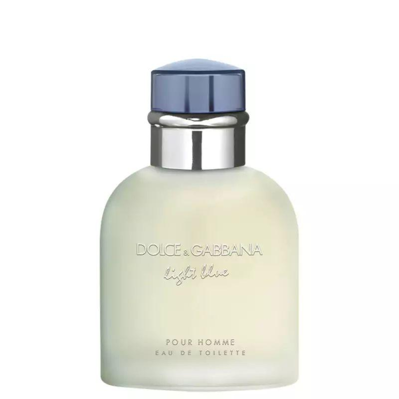 091066396adbd Perfume Masculino Light Blue Dolce   Gabbana 40ml - R 189   Pelando