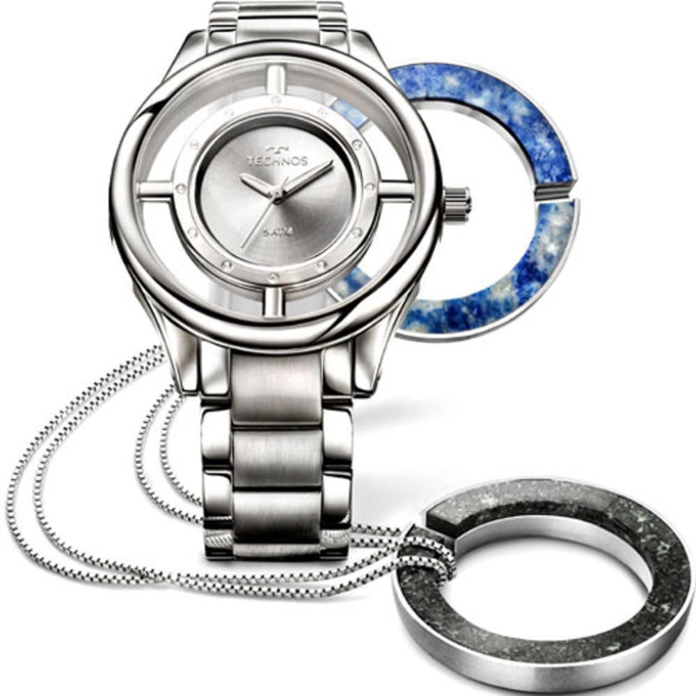 Relógio Technos Stone Collection - Troca Aros R 199   Pelando b52ca2b4c5