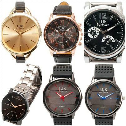 65e8b4aaa65  1ª compra  Relógio LUK