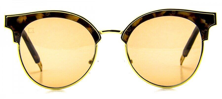 27b2fdccb Óculos de Sol Jurerê S8671 - Dourado / Tartaruga - C7/65 R$56 | Pelando