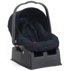 Cadeira para Automóvel com Base Peg-Pérego Viaggio Black IXAU6005PR04 - 0 a 13 Kg por R$179,10