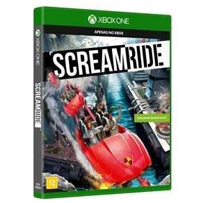 Jogo ScreamRide Xbox One por R$30
