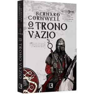 Novo livro das Crônicas Saxônicas - O Trono Vazio por R$18,81 (Livro Físico)