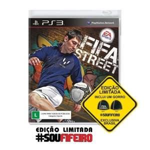 Jogo Fifa Street Edição Limitada - PS3 por R$40