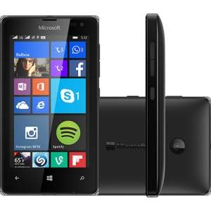 VOLTOU - [SHOP TIME] Smartphone Microsoft Lumia 532 Dual Chip 5MP 8Gb POR R$ 185