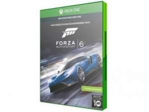 [Magazine Luiza] Forza Motorsport 6 para Xbox One - Microsoft por R$ 140