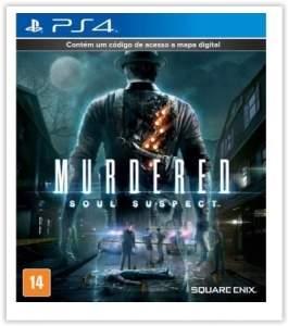[FNAC ] PS4 MURDERED SOUL SUSPECT - Square Enix por R$ 60