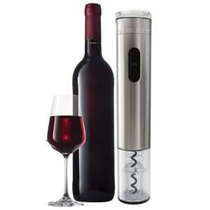[Ponto Frio] Abridor de Vinho automático Black&Decker Wine Inox por R$72 – Corpo em Aço Inox