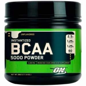 [Clube do Ricardo] BCAA 5000 Powder 345g Optimum Nutrition por R$150