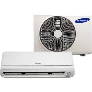 [Shoptime] Ar Condicionado Split Samsung Max Plus 12000 BTUs Frio - Branco por R$ 990,00