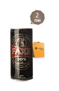 [Wbeer] Cerveja Faxe Extra Strong 10% 1L Compre 1 e leve 2 por R$ 18