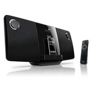 [Walmart] Micro System Philips USB/iPod/Auxiliar por R$300 - 10W RMS DCM276