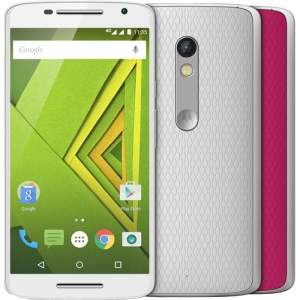 """[Americanas]Smartphone Motorola Moto X Play Colors Dual Chip Desbloqueado Android 5.1 Tela 5.5"""" 32GB 4G Câmera 21MP e Processador Octa-core - Branco +"""