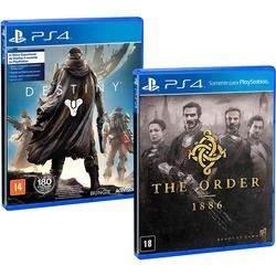 [Walmart] Dois Jogos PS4 por R$187