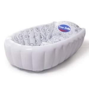[Klin] Banheira Inflável Prime Baby por R$55