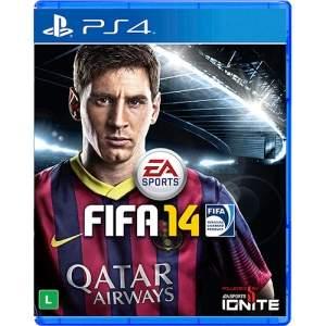 [Americanas] FIFA 14 - PS4 por R$26
