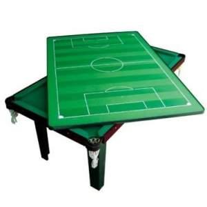 [Ricardo eletro]  Mesa 4 em 1 Sinuca, Tênis de mesa, Futebol de Botão e Multiuso - Klopf por R$ 1200
