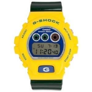 [Ricardo Eletro] Relógio Masculino G-Shock, Digital e Cronógrafo - DW-6900BRASIL-9DR por R$ 150