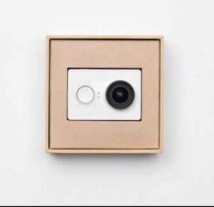 [GearBest] Câmera original XiaoMi Yi 1080p Ambarella - R$227