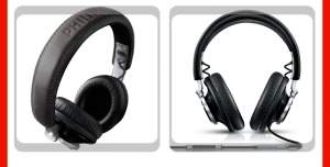 [Americanas] Fone de Ouvido Philips Over Ear com Controle Marrom/Preto - Fidelio L1 por R$ 190