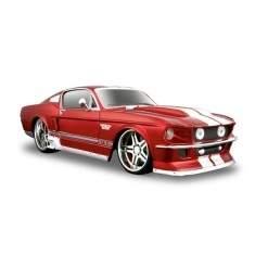 [ShopTime] Ford Mustang 1967 Escala 1:24 c/ Controle Remoto - Maisto por R$ 130