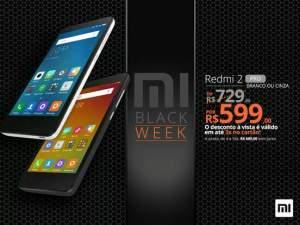[Mi Store] Xiaomi Redmi 2 Pro por R$ 599