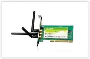 [Walmart] Adaptador PCI WiFi TP-Link TL-WN951N, 300 Mbps, 3 antenas por R$ 40
