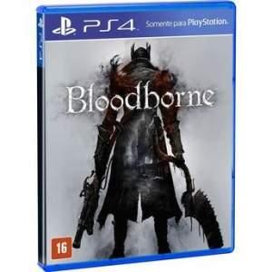 [Walmart] Game Bloodborne - PS4 por R$100