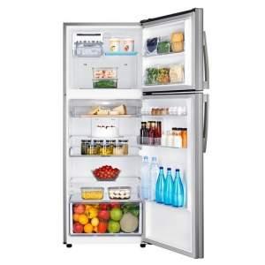 [Lojas Colombo] Refrigerador/Geladeira Samsung Frost Free, 2 Portas, 385 Litros - RT38FDJBDSL por R$ 1600