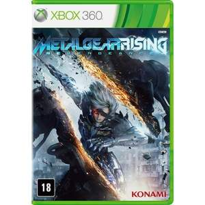[Americanas] Metal Gear Rising - Xbox 360 - R$9,90