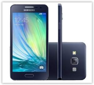 [Sou Barato] Smartphone Samsung Galaxy A3 Duos Dual Chip Desbloqueado por R$ 599