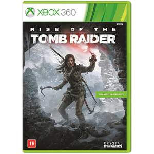 [Shoptime] Rise of the Tomb Raider XBOX 360 - R$ 104